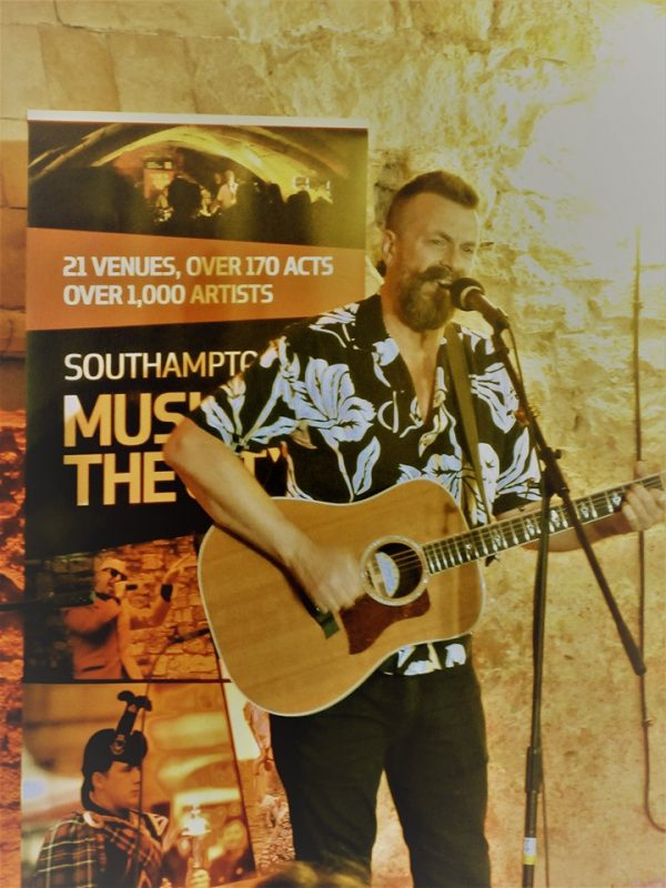 Music in the City - Southampton - 28 September 2019