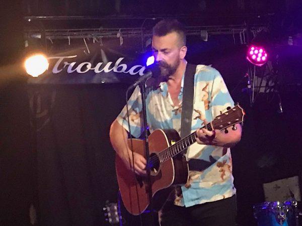 The Troubadour - London - 24 August 2019