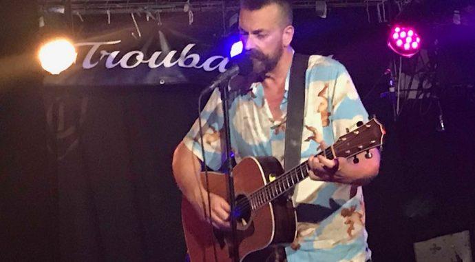The Troubadour – London – 24 August 2019